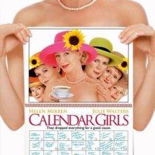 La locandina di Calendar Girls