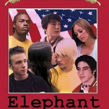 La locandina di Elephant