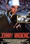 La locandina di Johnny Mnemonic