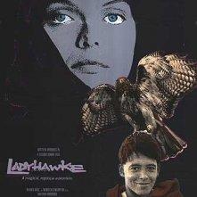 La locandina di Ladyhawke