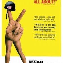 La locandina di MASH