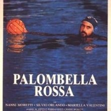 La locandina di Palombella rossa