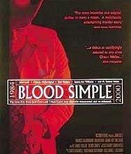 La locandina di Sangue facile