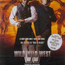 La locandina di Wild wild west