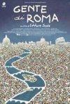 La locandina di Gente di Roma