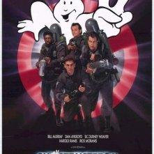 La locandina di Ghostbusters II - Acchiappafantasmi II