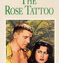 La locandina di La rosa tatuata