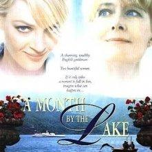 La locandina di Un mese al lago