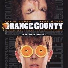 La locandina di Orange County