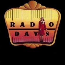 La locandina di Radio Days