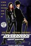 La locandina di The Avengers - Agenti speciali