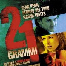 La locandina di 21 Grammi - Il peso dell'anima