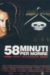 La locandina di 58 minuti per morire