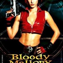 La locandina di Bloody Mallory