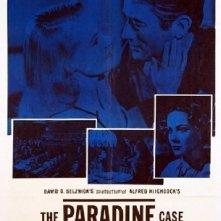 La locandina di Il caso Paradine