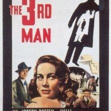 La locandina di Il terzo uomo