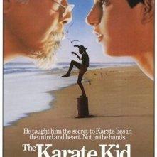 La locandina di Karate Kid - Per vincere domani