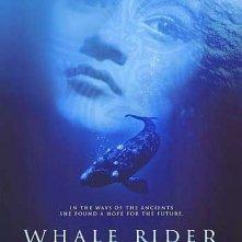 La locandina di La ragazza delle balene