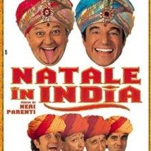 La locandina di Natale in India
