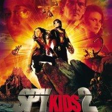 La locandina di Spy Kids 2: l'isola dei sogni perduti