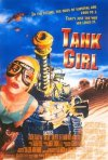 La locandina di Tank Girl