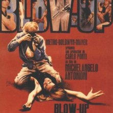 La locandina di Blow-up