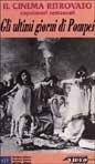 La locandina di Gli ultimi giorni di Pompei