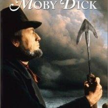 La locandina di Moby Dick la balena bianca