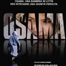 La locandina di Osama