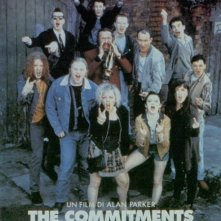 La locandina di The Commitments