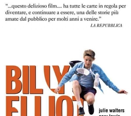 BILLY ELLIOT FILM NETFLIX