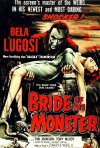 La locandina di Bride of the Monster