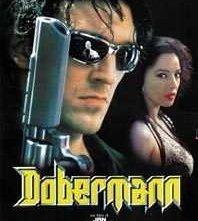 La locandina di Dobermann