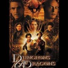 La locandina di Dungeons & Dragons