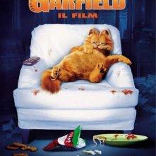 La locandina di Garfield: il film