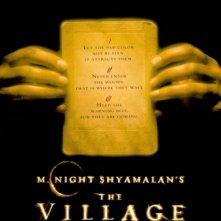 La locandina di The Village