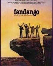 La locandina di Fandango