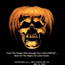La locandina di Halloween II - Il signore della morte