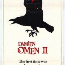 La locandina di La maledizione di Damien