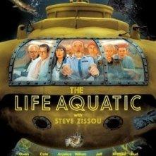 La locandina di Le avventure acquatiche di Steve Zissou