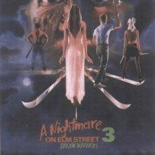 La locandina di Nightmare 3 - I guerrieri del sogno