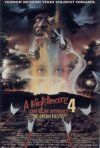 La locandina di Nightmare 4 - il non risveglio