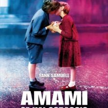 La locandina di Amami se hai coraggio