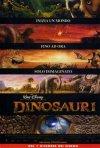 La locandina di Dinosauri