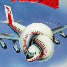 La locandina di L'aereo più pazzo del mondo
