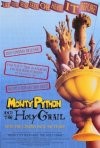 La locandina di Monty Python e il Sacro Graal