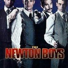 La locandina di Newton Boys