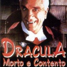 La locandina di Dracula morto e contento
