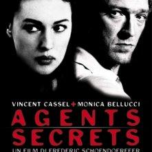La locandina di Agents secrets