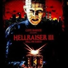 La locandina di Hellraiser III Inferno sulla città